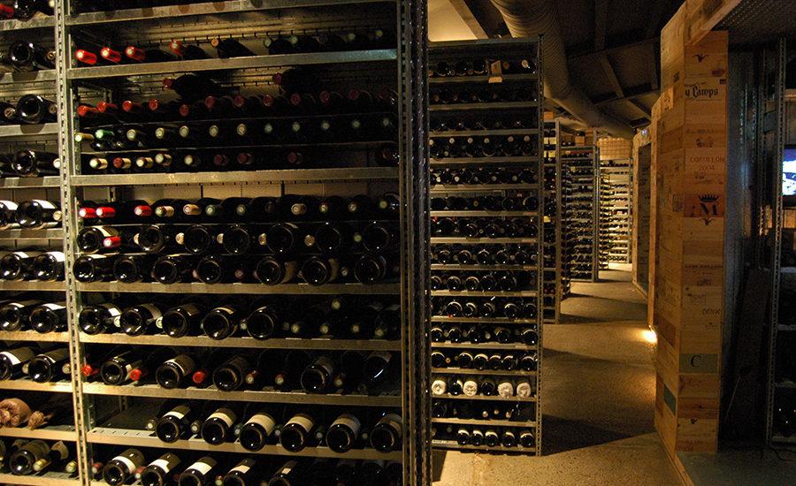 Stor vinkjeller