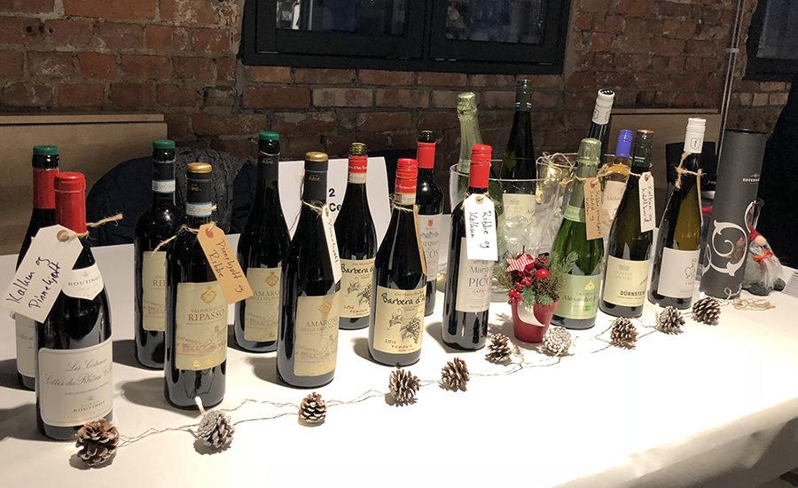 Her får du tips om hvilke viner som passer til de tradisjonelle julerettene.